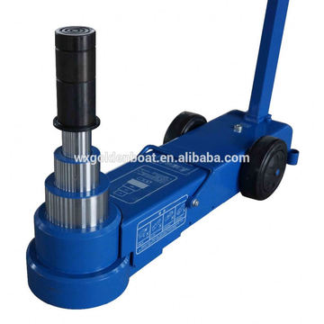 Exporting Quality 64 Ton Air Hydraulic Bottle Jack