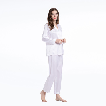 Comfy Two Piece Set Long Sleepwear Nightwear
