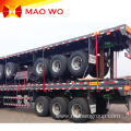 Utility 60ft Flatbed Trailer for Sale