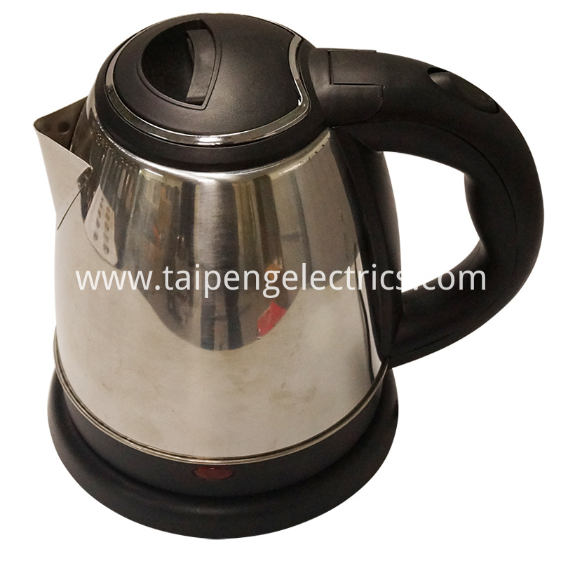 Electric kettle stainless steel parts