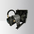 Hydraulic Oil Cooler With Fan