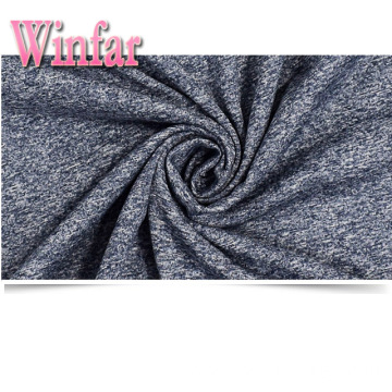 Knit Jersey 5% Spandex 95% Polyester Cation Fabric