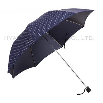 Lace Hock Women's Folding Umbrella Hand Open