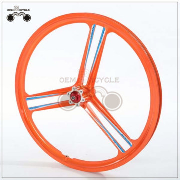 20 inch kids bike integrated wheel bicycle wheel for sale