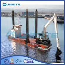 Chain bucket dredgers price