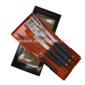BBQ tools set with blister card packing