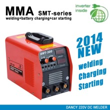 Muliti-Welding,Battery charging,Car starting SMT300