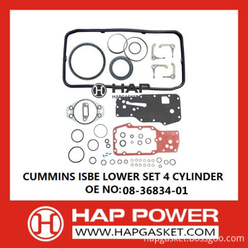 CUMMINS LOWER SET 4 CYLINDER  08-36834-01