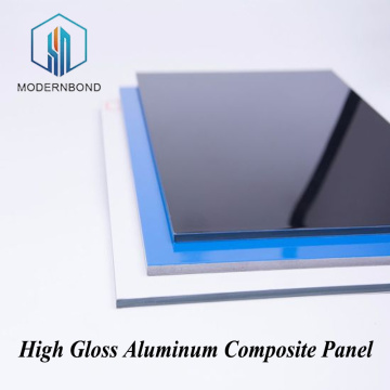 Glossy Surface Alutech Aluminium Composite Panel