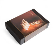 High-End Kit Skin Care Packaging Box With Sleeve