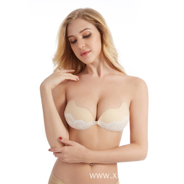 Adhesive Push-Up Bra Mango Cups Invisible lace Bras