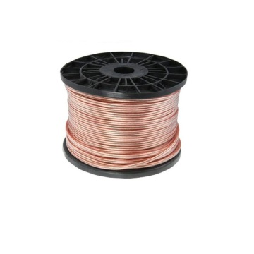 Speaker Cables with Copper or CCA Conductor