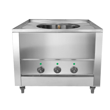 Stainless Steel Electric Heating Steam Ladle Furnace
