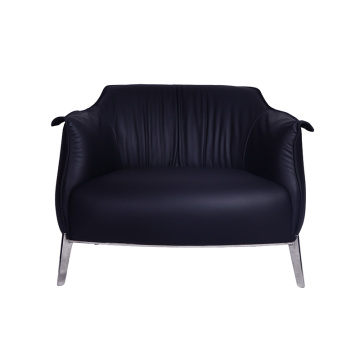 Modern Leather Big Size Archibald Chair