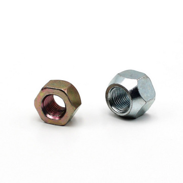 Car Wheel Nuts Hexagon Lock Nuts Fastener