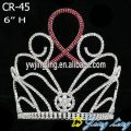 Pageant Crown Ribbon shape CR-45