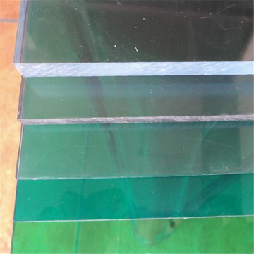 Commercial Unbreakable Used Polycarbonate Sheet For Sale