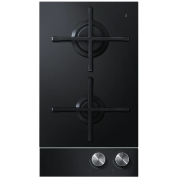 Fisher Paykel Gas Cooktop 2 Burner Glass Top