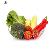 Hot sale stainless steel wire mesh vegetable basket
