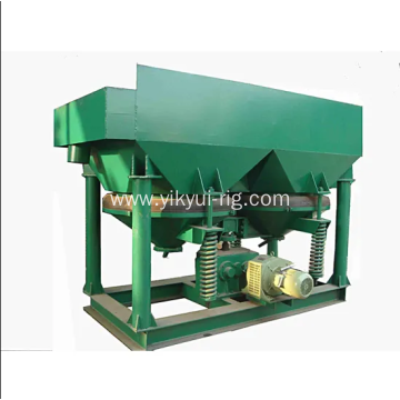 Gravity Equipment Jig Separating Machine for ores