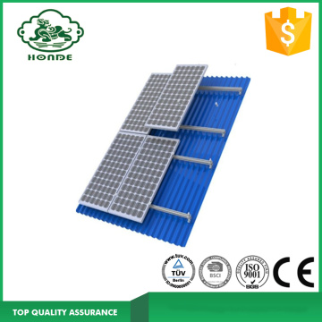 Solar Aluminum Rails For Metal Roof