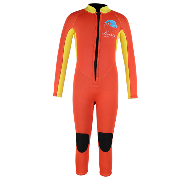 Seaskin 4/3mm Limestone Neoprene Kids Diving Suit