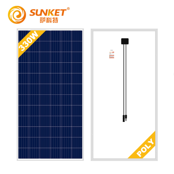 340W Ploy solar panel with Good quality