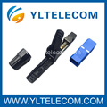 FTTH Fiber Optical SC/UPC SM Fast Connectors