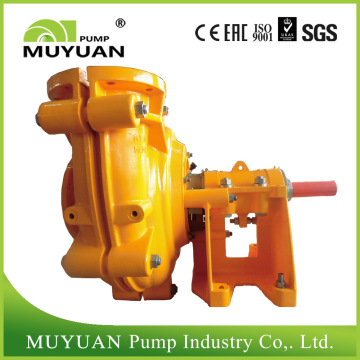 Lime Grinding Heavy Media Wet Sand Transfer Pump