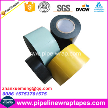 pe backing pipeline anticorrosion joint tape