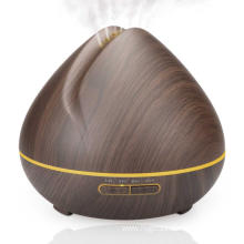 Top Wooden Essential Oil Ultrasonic Aroma Diffuser 400ml