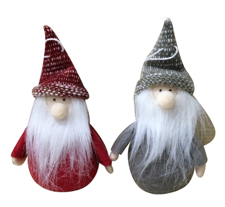 Mini Swedish Tomte Scandinavian Ornaments