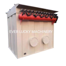 High temperature baghouse filter dust collector