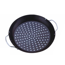 professional bbq stainless steel grill basket