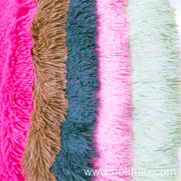 Dyed PV Fleece Fabric