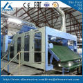Hot selling ALSL-1850 roller carding machine wool carding machine machinery