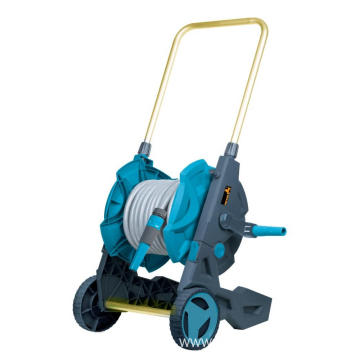 Double Wheel Water Hose Reel Cart