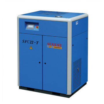 22kw 30hp AUGUST 10 bar screw air compressor