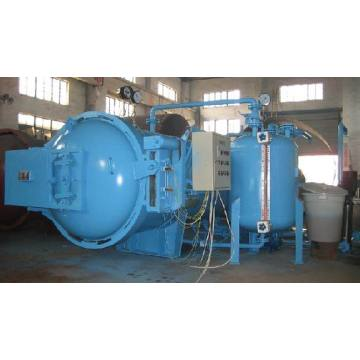 Industrial Automatic Wood Treatment Autoclave