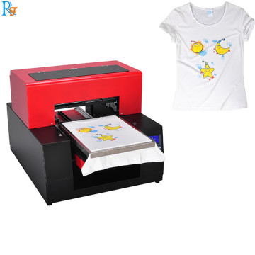 Flatbed Blank T Shirts printer machine