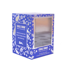 Luxury Empty Paper Perfume Gift Cardboard Box