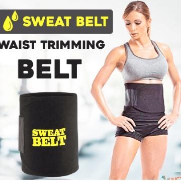 Sweat Belt Premium Waist Trimmer fitness workout belts for Men Women Slimming Belt