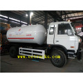 Dongfeng 5000 Liters LPG Filling Trucks