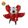 World Cup Item Bloom Sing Music Soccer Candle