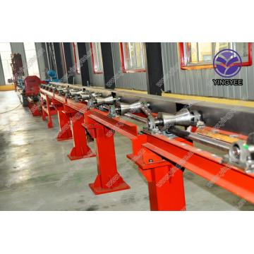 Steel Round Pipe Welding Line