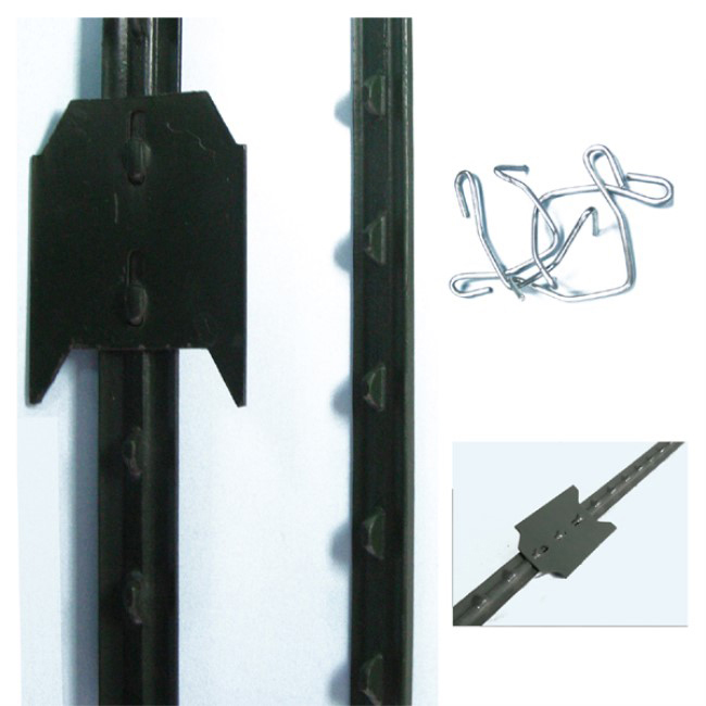 Factory Provide Farm Fence Studded wholesale T Post