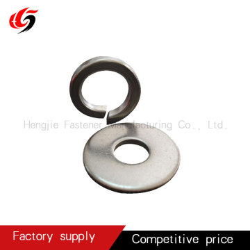 stainless steel quartet ping pad and spring washer