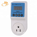US Plug LED Display 120V-15A Voltage Protector