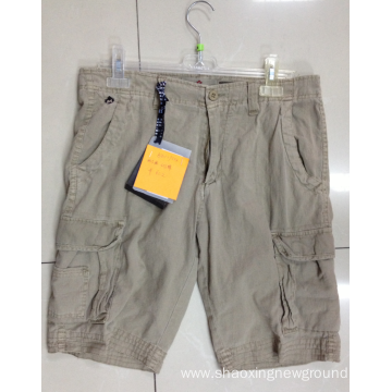 Cotton men's short pant