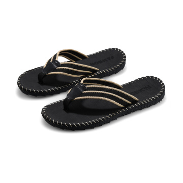 Men Summer Beach Outdoor Flip Flops